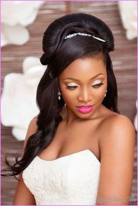 Black Wedding Hairstyles by Black Wedding Hairstyles Latestfashiontips