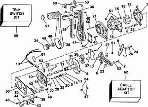 Mercury Throttle Control Box Diagram