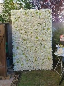 Mur De Fleurs : notre mur de fleurs le jade une exclusivit la vie en roses un point photo original ~ Farleysfitness.com Idées de Décoration