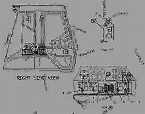 9r7764 Wiring Group-wiper Wiring Gp-wiper