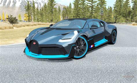 And that is the bugatti veyron! Bugatti Divo 2018 для BeamNG Drive