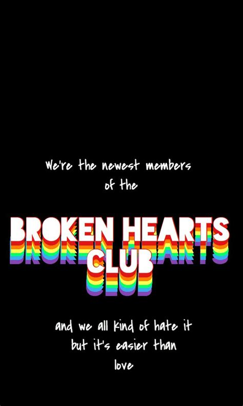 Broken Iphone Aesthetic Wallpaper iphone wallpaper broken hearts club gnash edgy in