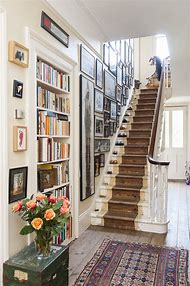 Best Way to Decorate Stairs Wall