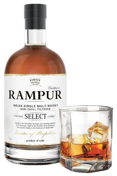 The Whisky Business: RAMPUR INDIAN SINGLE MALT WHISKY ...