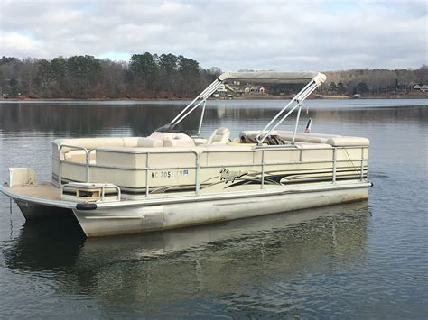 Used Voyager Pontoon Boats For Sale by Voyager New And Used Boats For Sale
