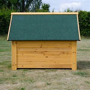 extra large wooden dog kennel pet house outdoor shelter With outside wooden dog kennels