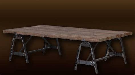 table cuisine fly grande table basse industrielle le bois chez vous