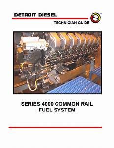 Mercedes Benz Mbe4000 Diesel Engine Service Repair Manual  Pdf