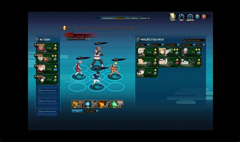 Naruto Online Review One Mediocre Ninja Browser Game To