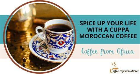 Use the amount that will best suit your taste. Popular homemade Moroccan spiced coffee with Coffee Capsules Direct