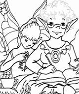 Coloring Pheemcfaddell Bard Stories Puppets Midsummer Dream Journal sketch template