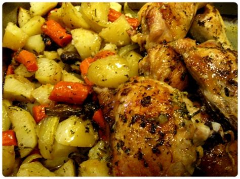 Countrystyle Chicken & Veggie Bake  A Hen's Nest  Nw Pa