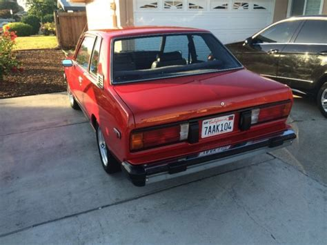Datsun 510 For Sale California by 1980 Datsun 510 California 100 Rust Free For Sale