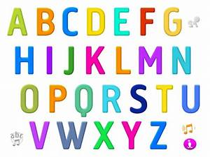 worksheets the alphabet opossumsoft worksheets and With abc alphabet letters