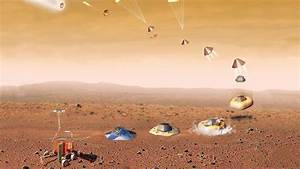 Landing a Mars Rover - Fun Kids - the UK's children's ...