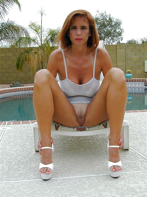 busty milf twyla poolside 69 and cumshot on tits 13 pics
