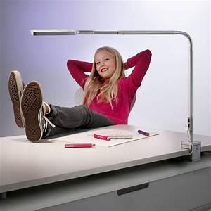 Schreibtischlampe Für Kinder : moll flexlight schreibtischlampe mit led online kaufen ~ Frokenaadalensverden.com Haus und Dekorationen