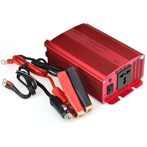 aliexpress buy bestek 600w car power inverter dc 12v to 230v ac converter with electrical