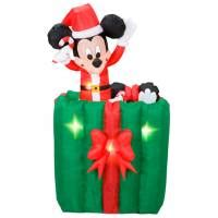 disney inflatable christmas decorations photograph