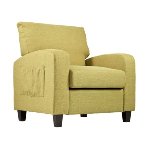 southern enterprises pendelton upholstered accent arm