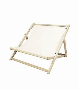 Transat Double Jardin : chaise longue double ivoire broste copenhagen ~ Teatrodelosmanantiales.com Idées de Décoration