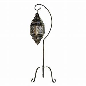 wholesale moroccan candle lantern stand buy wholesale With floor stand for hanging lamp