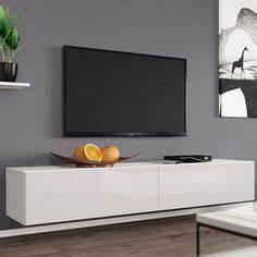 Tv Lowboard Ikea : die 8 besten bilder von tv board h ngend sideboard ~ A.2002-acura-tl-radio.info Haus und Dekorationen
