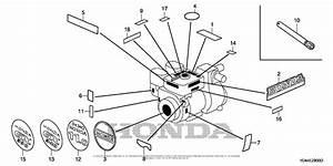 Honda Wt40xk1 Ac Water Pump  Jpn  Vin  Gc05