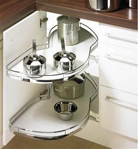 quelques astuces et accessoires pour optimiser et agencer With accessoire meuble d angle cuisine