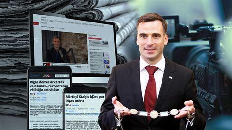 Cilvēks ziņu virsrakstos - Rīgas vēlēšanas un mērs Mārtiņš ...