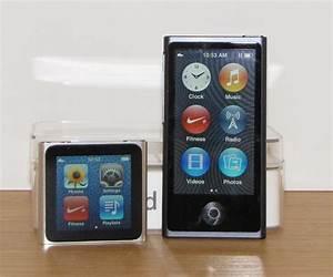 Apple iPod nano (7th generation) review | Drippler - Apps ...