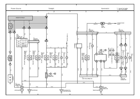 2008 Camry Alternator Wiring Diagram by Repair Guides Overall Electrical Wiring Diagram 2002