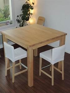 Table De Cuisine Ikea : table bar de cuisine ikea ~ Teatrodelosmanantiales.com Idées de Décoration