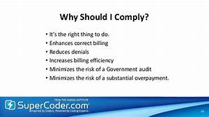 Implementing an Effective Compliance Plan in Response to a ...