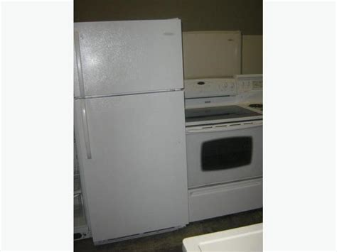 "3 YR FRIGIDAIRE 18 CFT WITH 30"" WIDE MAYTAG GLASSTOP STOVE"