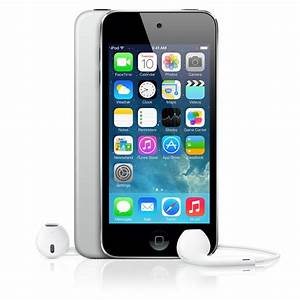Refurbished iPod touch 16GB Black & Silver (5th generation ...