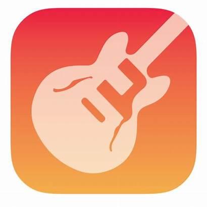 Band Garageband Icon Apple Clipart Garage App