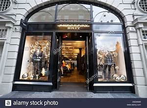 Burberry outlet store