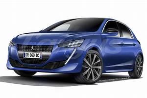 Nouvelle 2008 Peugeot 2019 : peugeot 208 2019 toutes les infos sur la nouvelle 208 photo 5 l 39 argus ~ Medecine-chirurgie-esthetiques.com Avis de Voitures