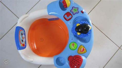 siege de bain interactif 2en1 vtech troc echange siege de bain vtech parfait etat sur