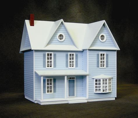 """1/2"""" Scale Country Farmhouse  Milled Plywood"""