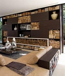 Wohnzimmer Wand Holz : holzbungalow fertighaus 50 hochmoderne holz und blockh user ~ Lizthompson.info Haus und Dekorationen