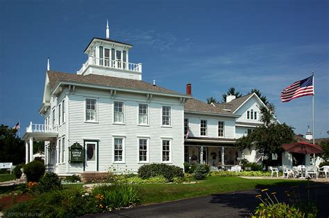 Cupola House by Cupola House Egg Harbor Wi This Historic Building