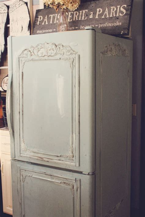 how to make your fridge look like a cabinet 13 fridge makeovers that will blow your mind diy for life