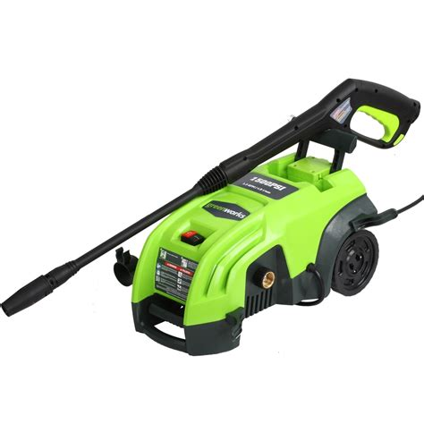 Shop Greenworks 1500 Psi 13 Gpm Electric Pressure Washer