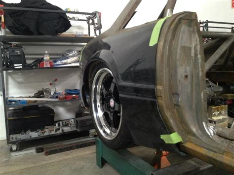 Creations 'n Chrome's Game Changing Fox Body