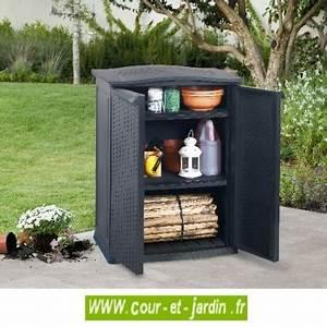 Armoire De Terrasse : armoire de terrasse ext rieure rangement meuble de balcon armoires ~ Farleysfitness.com Idées de Décoration