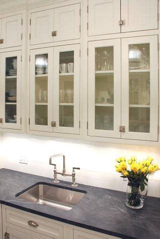 honed virginia jet mist granite    soapstone    maintenance  kitchen