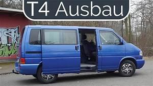 T5 Ausbau Anleitung : planung vw bus t4 camping ausbau youtube ~ Kayakingforconservation.com Haus und Dekorationen