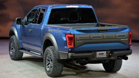 Cost Of A 2017 Ford Raptor by 2017 Ford F 150 Raptor Supercrew Truck Price Specs